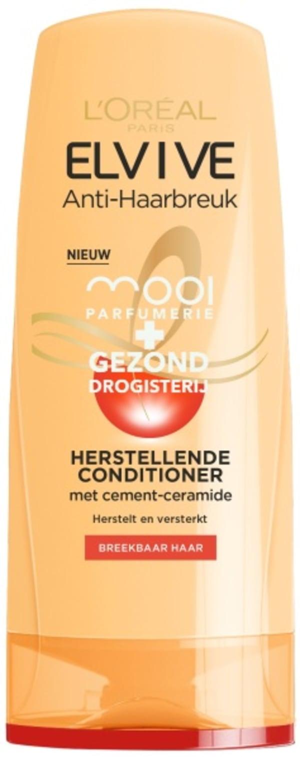 Drogisterij Parfumerie MOOI van Frits - L'Oréal Paris Elvive Anti-Haarbreuk - 200 ml - Crèmespoeling