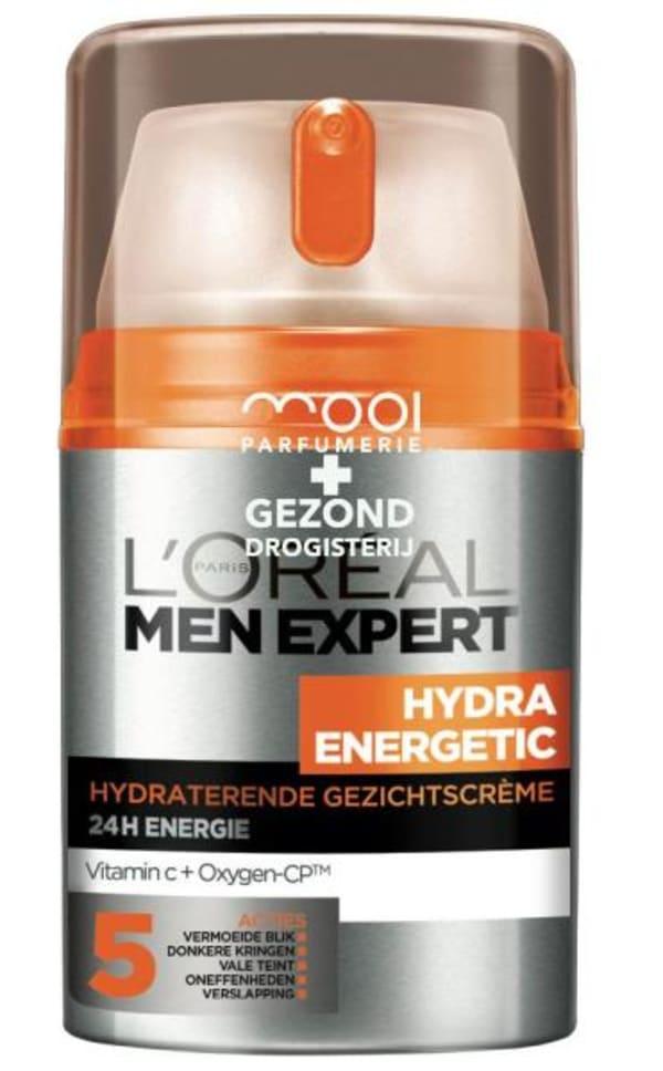 Drogisterij Parfumerie MOOI van Frits - Men exp moistur hydra energ