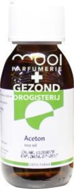 Drogisterij Parfumerie MOOI van Frits - Chempro aceton flacon       tb