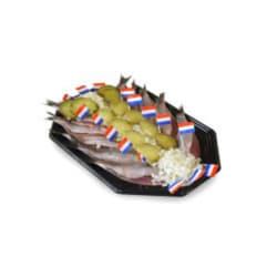 Vishandel Vossole - Haringschotel