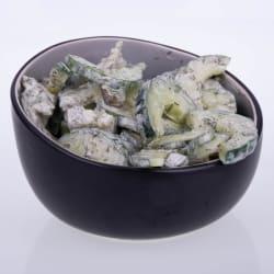 Groentelein - Komkommersalade