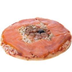 Vishandel Vossole - Pizza Zalm