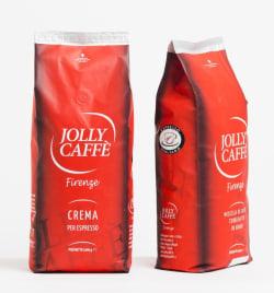 Bot Wijn en Koffie - Jolly Caffè bonen