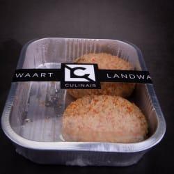 Landwaart Culinair - Flx burger spinazie