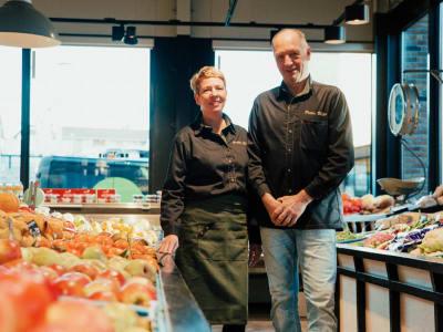 Lokalist Groente en Fruit
