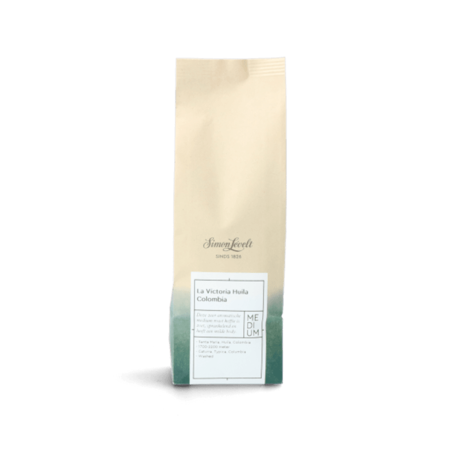 verpakking La Victoria Huila Colombia Medium