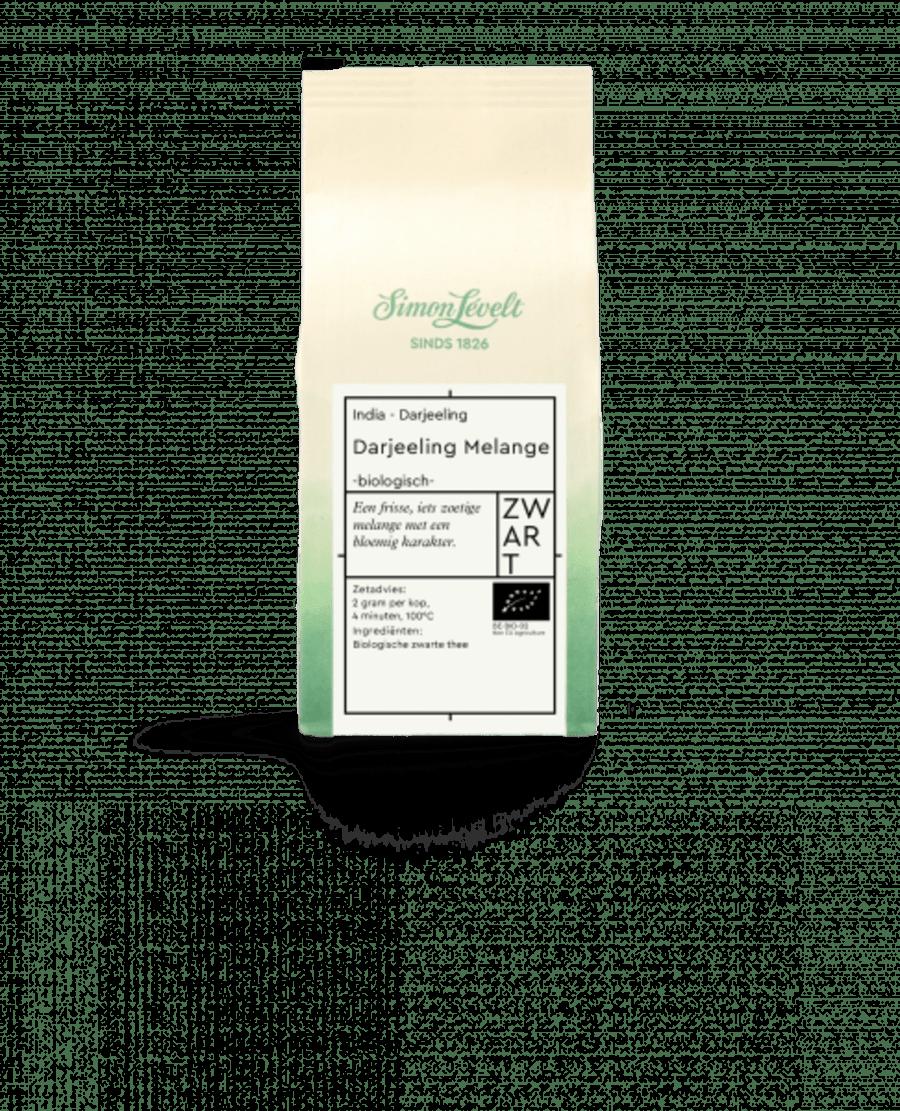 verpakking Darjeeling Melange