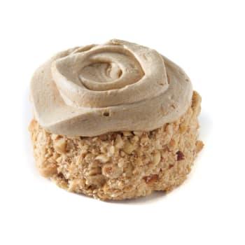 rose&vanilla - Mokka en hazelnotentaart / Glutenvrij & lactosevrij
