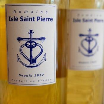 Vleck Wijnen - Domaine Isle St. Pierre 2019 - Wit