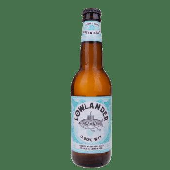 De Bierwinkelier - Lowlander - 0.0 Weizen