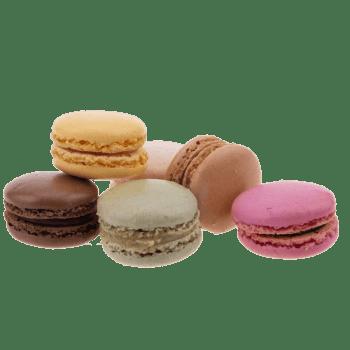 Van Tessel ijs en chocolade - Macarons