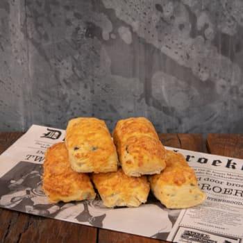 Bakkerij Neplenbroek - Ciabatta peper/olijf