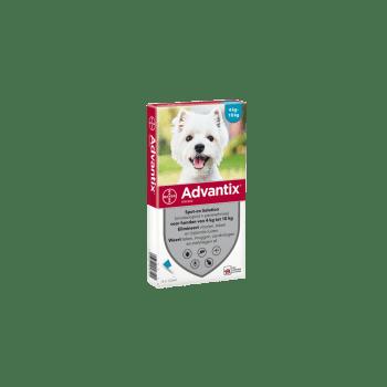 Dierenspeciaalzaak Van Zonneveld - Advantix 4-10kg