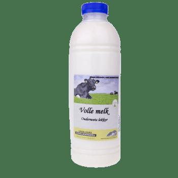 Landwinkel de Groenekan - Volle melk