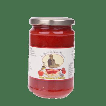Landwinkel de Groenekan - Pasta tomatensaus met basilicum