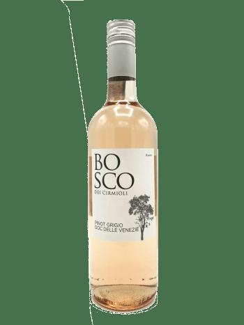 Sjatoo Wijn, Whisky en Sterk - Bosco Pinot Grigio blush