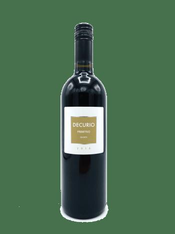 Sjatoo Wijn, Whisky en Sterk - Decurio Primitivo Salento
