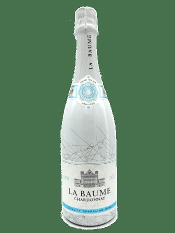Sjatoo Wijn, Whisky en Sterk - La Baume Ice Sparkling, Chardonnay