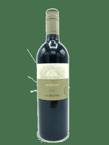 Sjatoo Wijn, Whisky en Sterk - La Grande Olivette, Merlot (Domaine de La Baume)