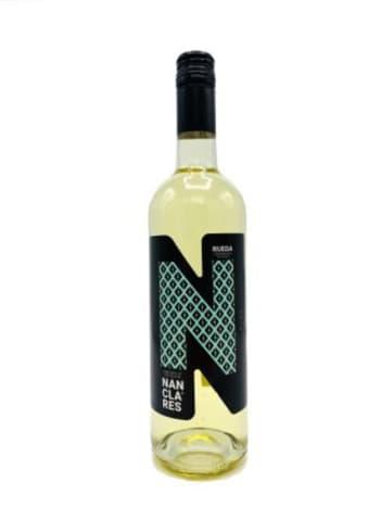 Sjatoo Wijn, Whisky en Sterk - Nanclares Rueda Verdejo/ Viura