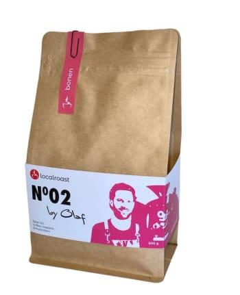 Localroast Koffie - Blend No. 02