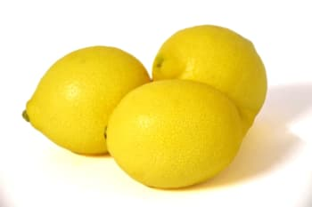 Peter Ultee Groente en Fruit - Citroenen