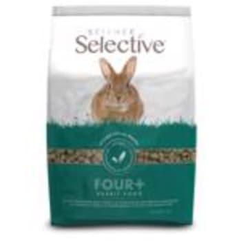 Woef & Thijs Dierenwinkel - Selective konijn mature 4+