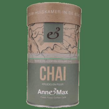 Anne&Max Utrecht - Anne&Max chai latte
