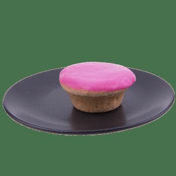 Anne&Max Utrecht - Roze koek vegan