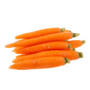 Peter Ultee Groente en Fruit - Geschrapte bospeen
