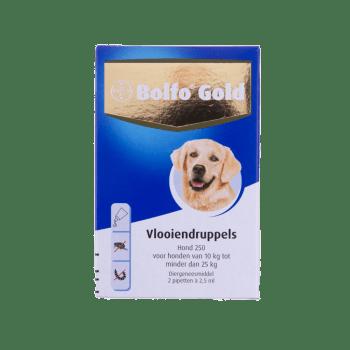 Woef & Thijs Dierenwinkel - Bolfo gold hond pipetten 10 tot 25kg