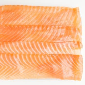 Vof. Vishandel R. van de Mheen - Zalmfilet