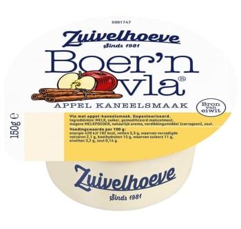 Buurtsuper Harry Janmaat - Boer`n Vla appel/kaneel