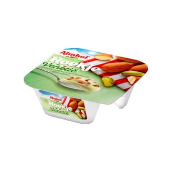 Buurtsuper Harry Janmaat - Almhof Hoekje yoghurt Venetië pistache