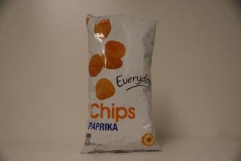 Buurtsuper Harry Janmaat - Everyday Chips paprika