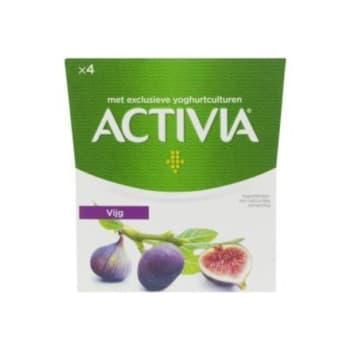 Buurtsuper Harry Janmaat - Danone Activia yoghurt vijg