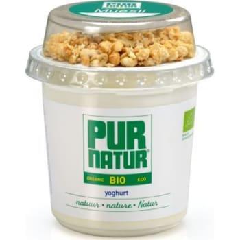 Buurtsuper Harry Janmaat - Pur nat Biologische yoghurt naturel/muesli