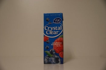 Buurtsuper Harry Janmaat - Crystal Clear raspberry/blueberry