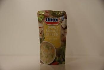 Buurtsuper Harry Janmaat - Unox romige kippen soep