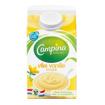 Versgrossier van Oosterom - Campina vanillevla
