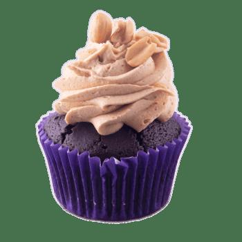 I love Cupcakes - Peanut butter love cupcake