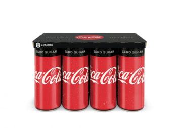 Buurtsuper Harry Janmaat - Coca-Cola Zero