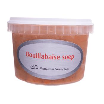 Vishandel Volendam Bilthoven - Bouillabaise soep