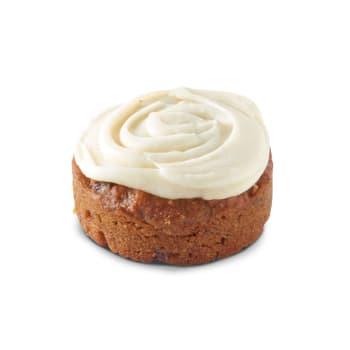 rose&vanilla - Vegan worteltaart / Glutenvrij & lactosevrij