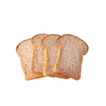 Brood by Alex - Glutenvrij brood bruin