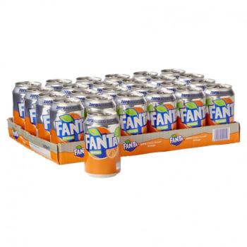 Versgrossier van Oosterom - Fanta orange zero