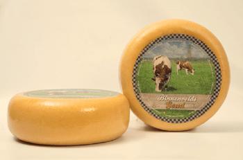 Melk en vleesboerderij het Binnenveld - Binnenvelds Goud Belegen