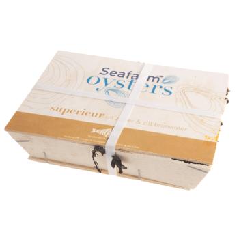 Vishandel Volendam Bilthoven - Franse oesters