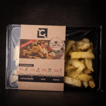 Landwaart Culinair - Aardappelfriet