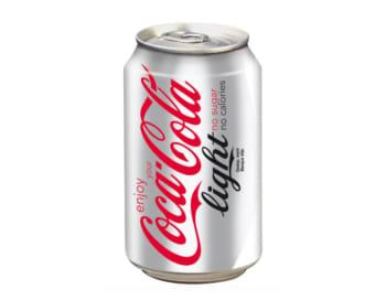 Visspecialist van Middelaar - Coca-Cola light